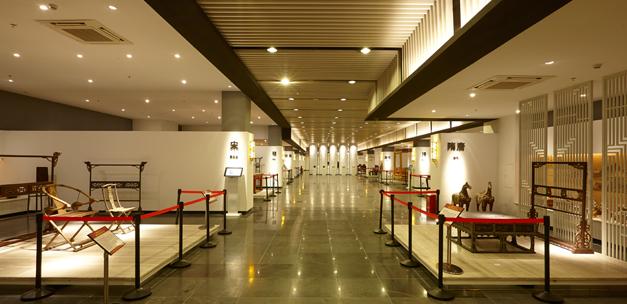 深圳红木家具博物馆一楼2