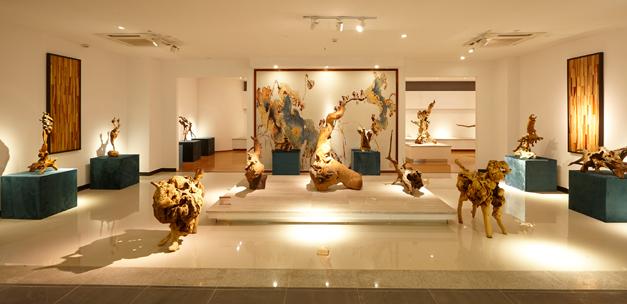 深圳红木家具博物馆三楼7