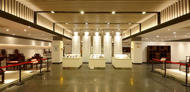 深圳红木家具博物馆一楼3