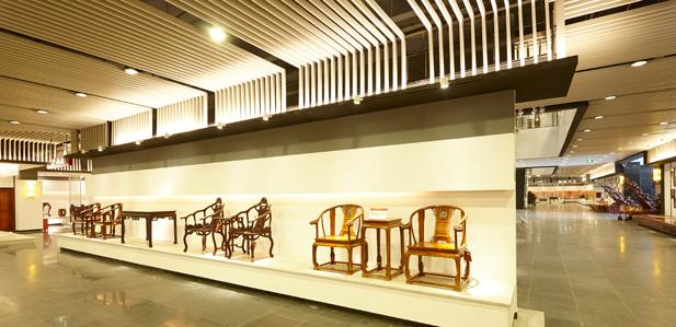 深圳红木家具博物馆一楼4