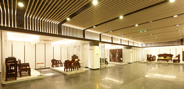 深圳红木家具博物馆一楼5