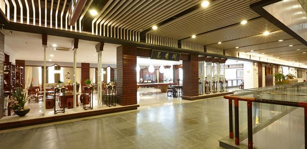 深圳红木家具博物馆二楼3