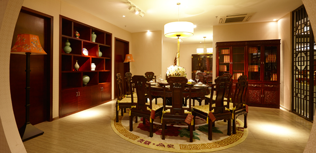 深圳红木家具博物馆三楼