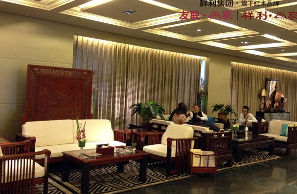 广州某售楼处案例